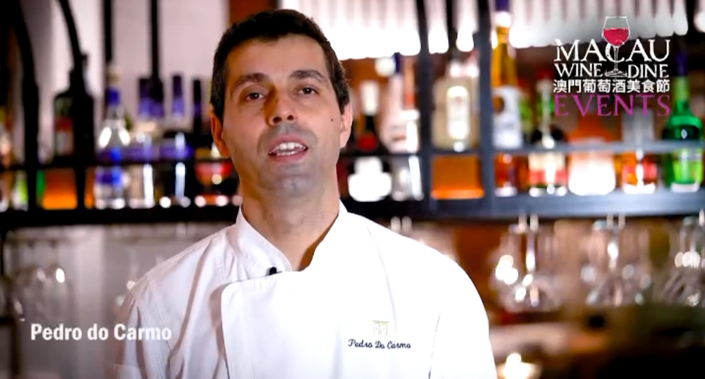 Chef Pedro do Carmo