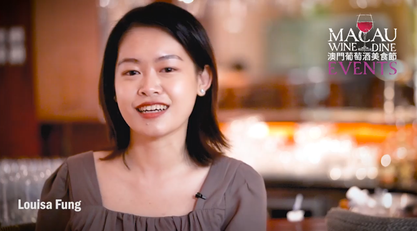 Louisa Fung Project Manager of Wine and Dine Macau